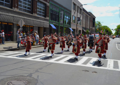 Rochester Scottish Pipes & Drums // Memorial Day