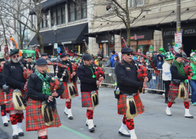 Rochester Scottish Pipes & Drums // St. Patrick's Day