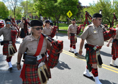 Rochester Scottish Pipes & Drums // Rochester, NY