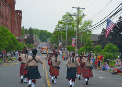 Rochester Scottish Pipes & Drums // Clifton Springs, NY