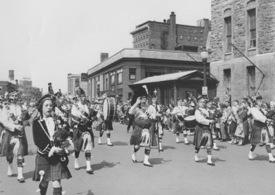 The Johnston Memorial Pipes Band // Rochester, NY