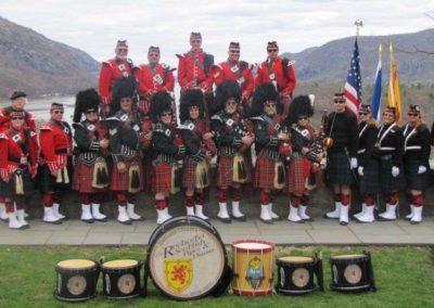 Rochester Scottish Pipes & Drums // West Point, NY